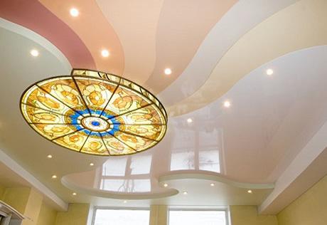 свеодиодные встраиваемые потолочные светильники