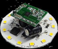 Светодиодные модули с микроволновым датчиком (прямого включения 220В)